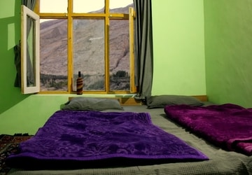 Spiti Valley homestay